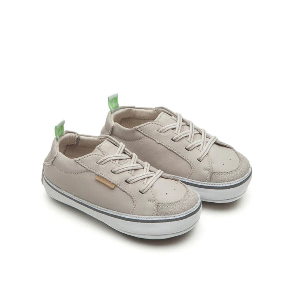 Tip Toey Joey Urby - Pumice/White /Ivory Suede