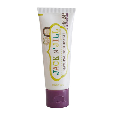 Jack N' Jill Natural Toothpaste 50g