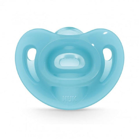 NUK SENSITIVE SOOTHER (6-18months)