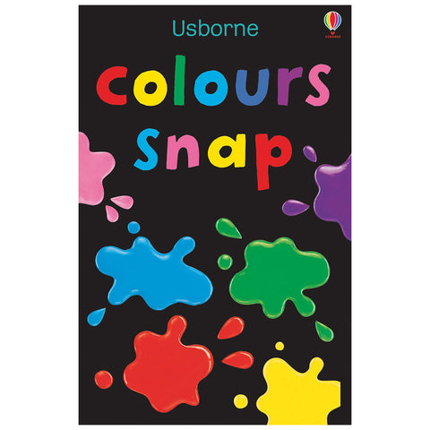 Usborne - Colours Snap Card Game