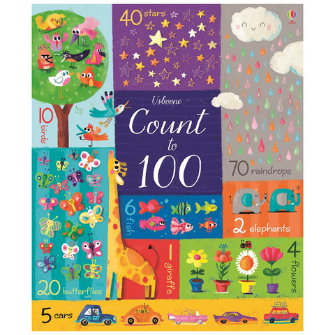 Usborne - Count to 100 Book