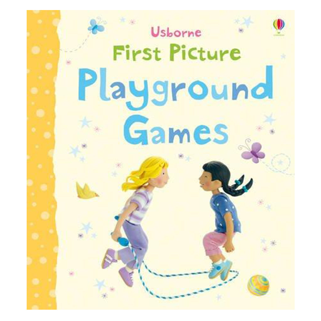Usborne - First Pictures Playground Games