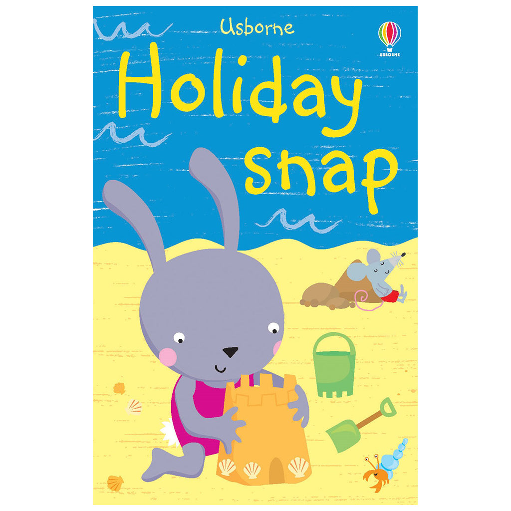 Usborne - Holiday Snap Card Game
