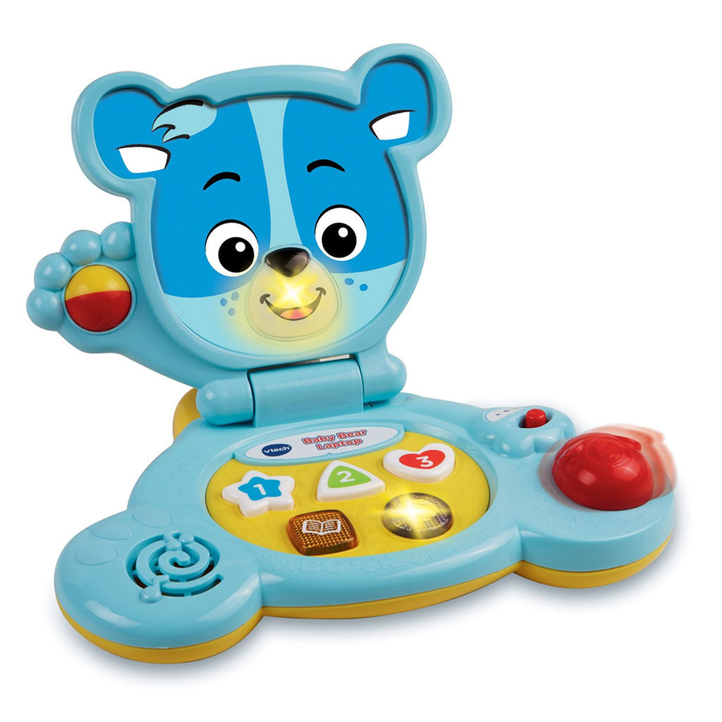 V-Tech Toy Bear Laptop