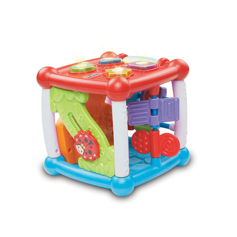 V-Tech Toy Turn & Learn Cube
