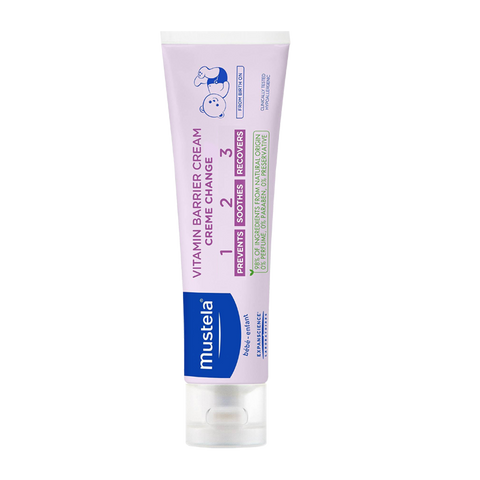 Mustela Vitamin Barrier Cream 100ml