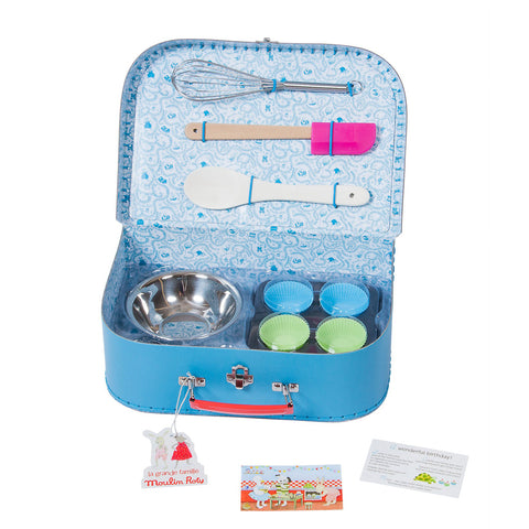 Moulin Roty Pastry Baking Set