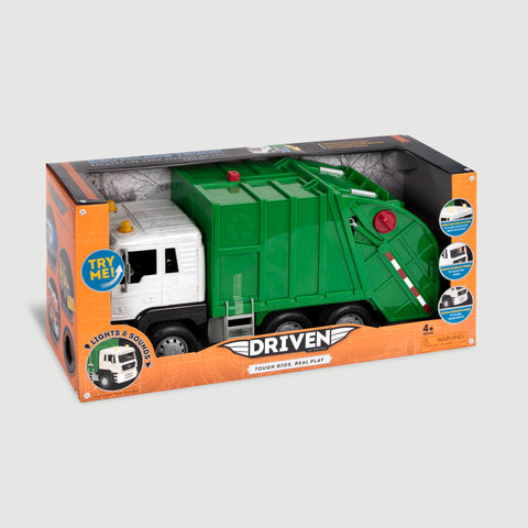 Driven Recycling Truck (Green)