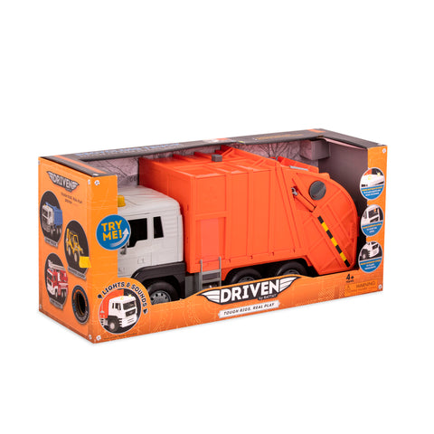 Driven Recycling Truck (Orange)