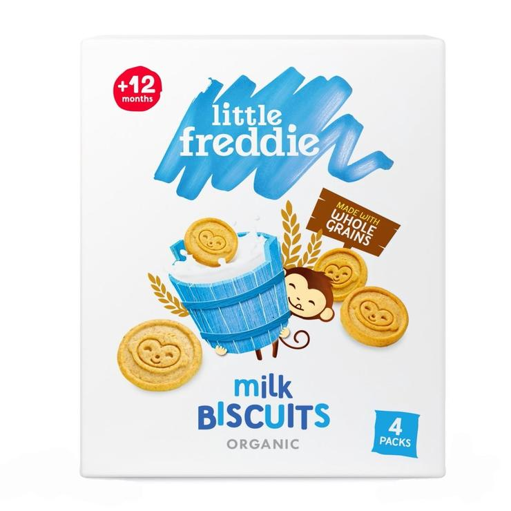 Little Freddie Milk Biscuits