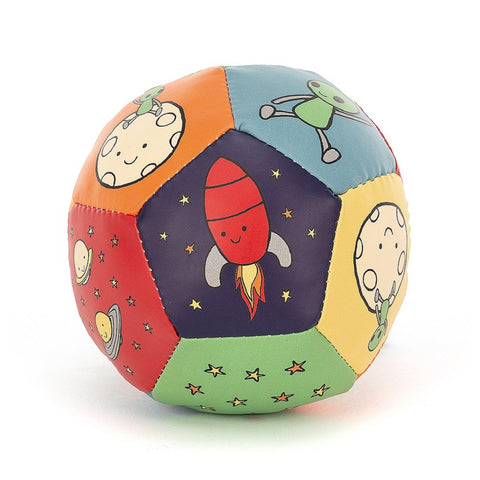 Jellycat Zoom To The Moon Boing Ball