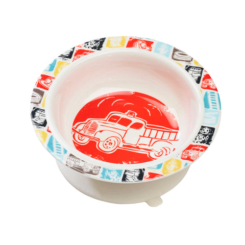 Sugarbooger Fire Truck Suction Bowl