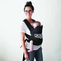 Moby Double Tie Baby Carrier (Secrets of Salvador)