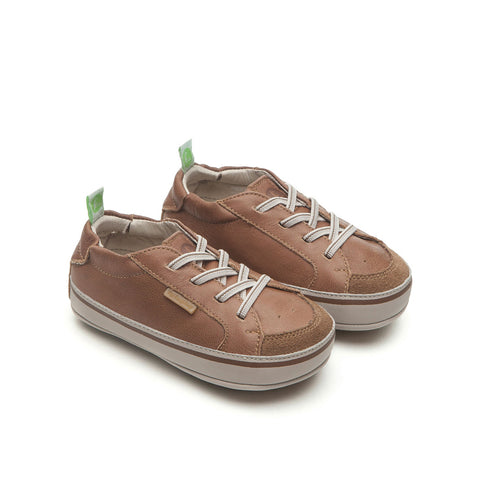 Tip Toey Joey Urby - Whisky /Pumice /Rust Suede