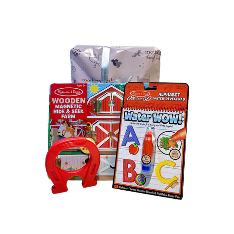 Christmas Gift Set - Toy Bundle for 3 Year Old