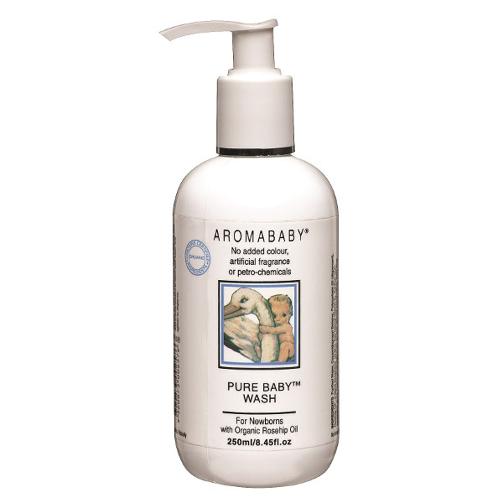 Aromababy Pure Baby Wash 250ml