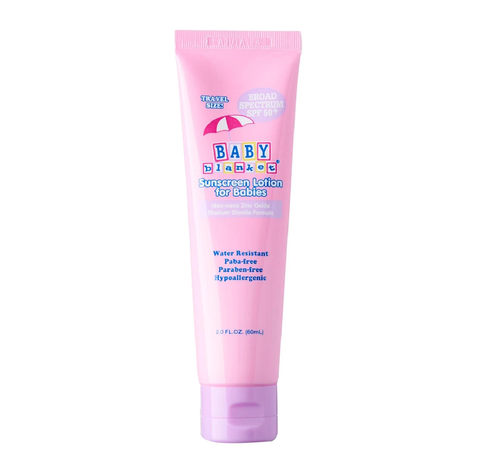 Baby Blanket Lotion 2oz / 6oz