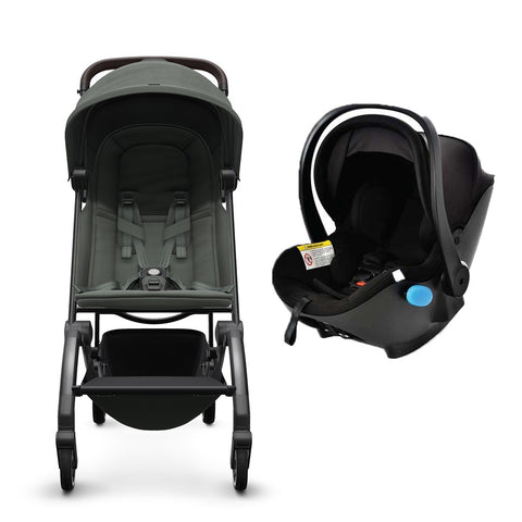 Joolz Aer and Clek liingo Baseless (Carrier Only) Infant Car Seat Promotion