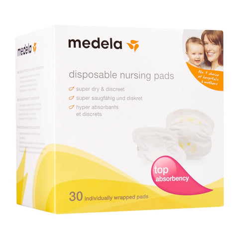 Medela Disposable Nursing Pads - 30pcs