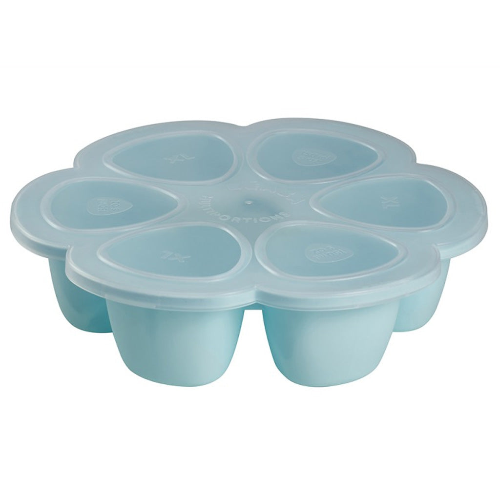Beaba Multiportion Silicone - 6 x 150ml