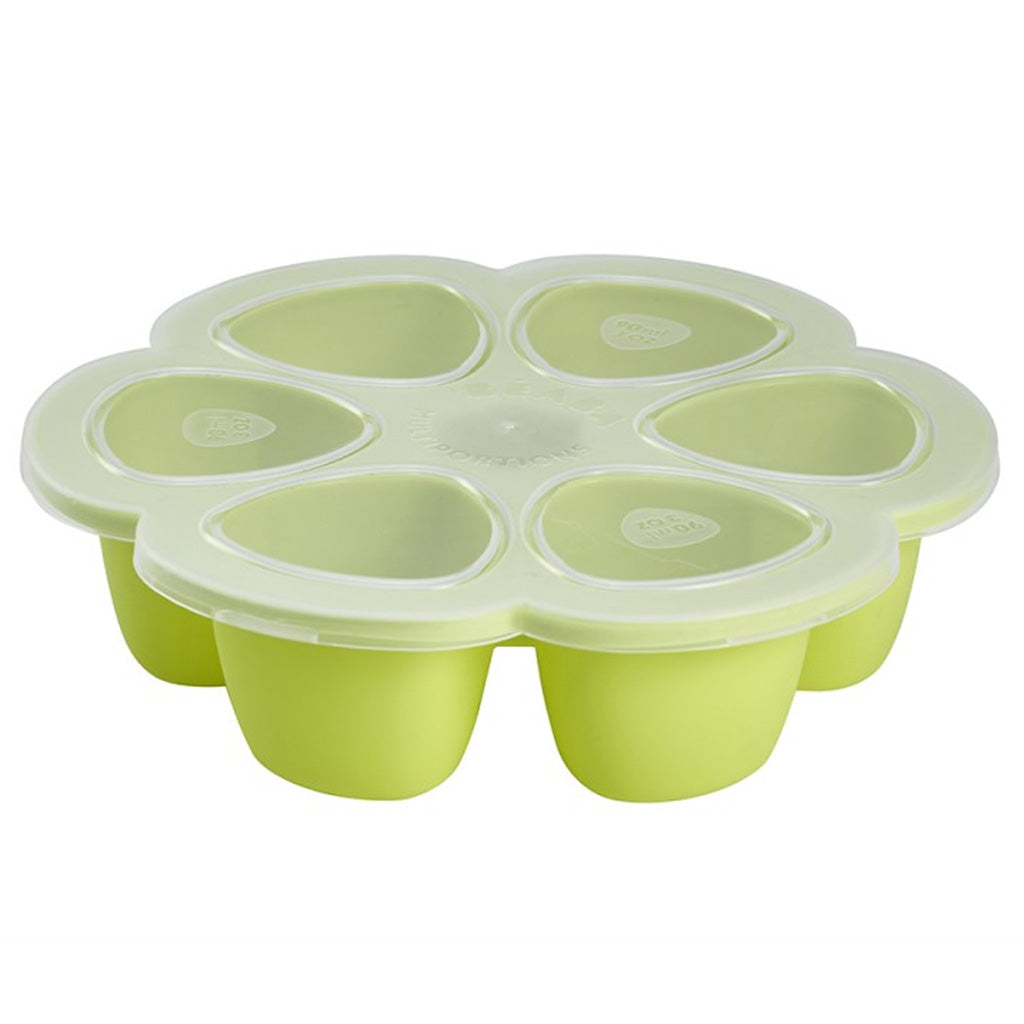Beaba Multiportions Silicone - 6 x 90ml