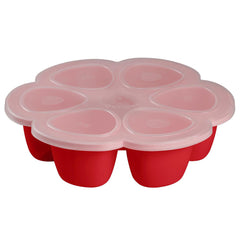 Beaba Silicone Multiportions - 6 x 90ml