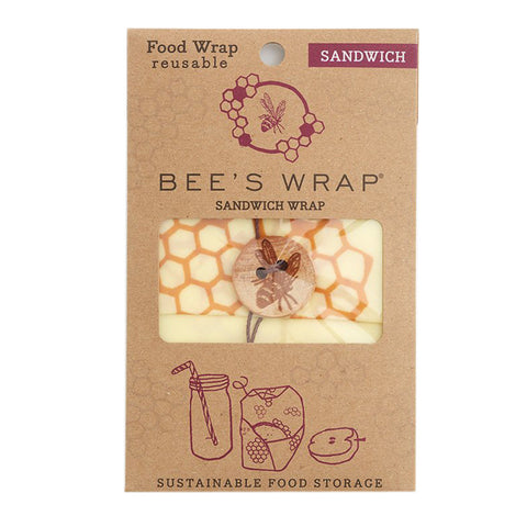 Bee's Wrap Honeycomb Sandwich