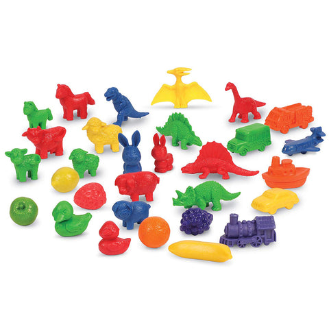 Learning Resources Beginning Sorting Set (Set of 168)