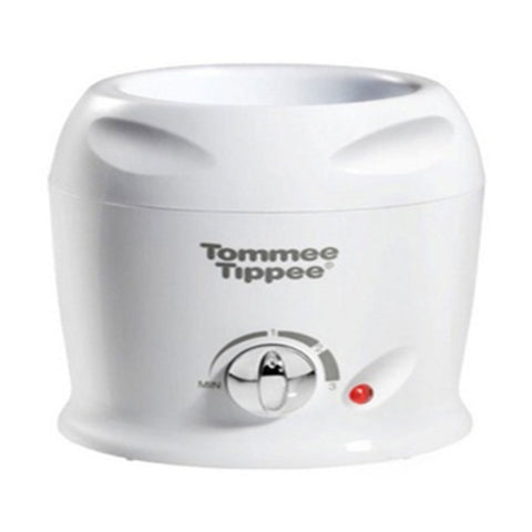 Tommee Tippee Bottle Warmer with Tray - White