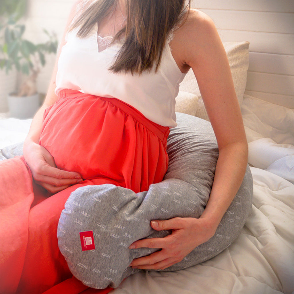 Red Castle Big Flopsy Maternity & Nursing Pillow - Tiny