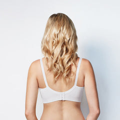 Bravado Body Silk Seamless Nursing Bra White