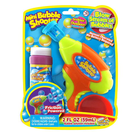 Rainbow Bubbles Mini Bubble Shooter