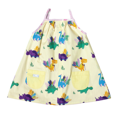 Maison Q Unicornfloat Reversible Sundress