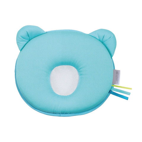 Candide Air+ P'Tit Panda Pillow - Green Grey