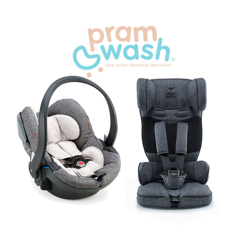 Pramwash CarSeat/CarryCot Cleaning - Motherswork@Great World City