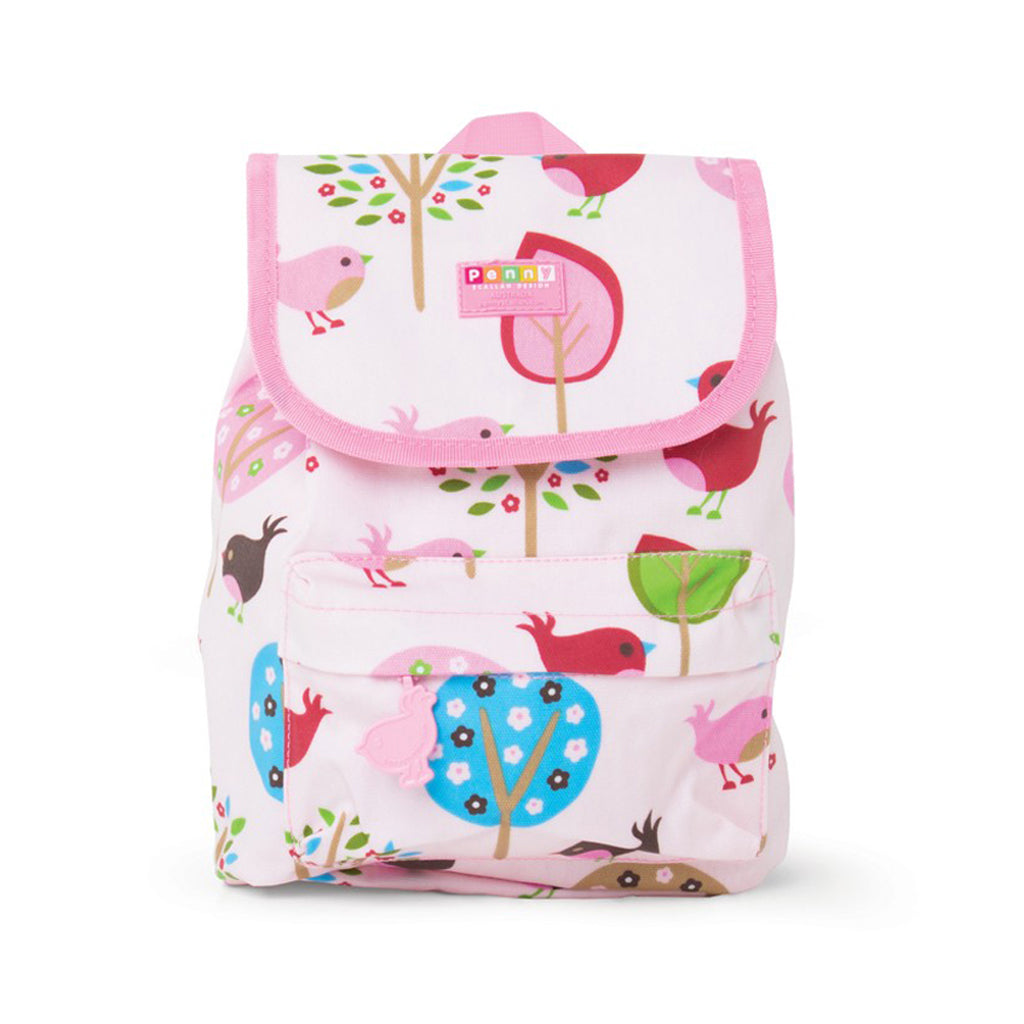 Penny Scallan Design Chirpy Bird Top Loader Backpack