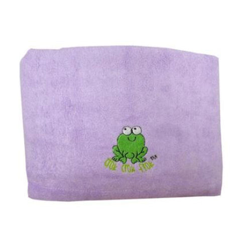 Crokcrokfrok Bamboo Towel for Kids and Adults Large