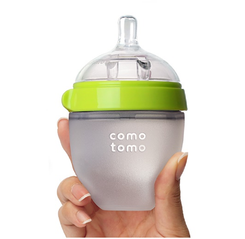 Comotomo Bottle 150ml - Green