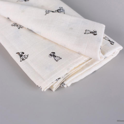 Elly Organic Cotton Swaddle - Dalmation
