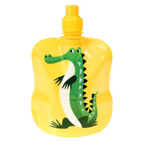 Rex Water Bottle Crocodile