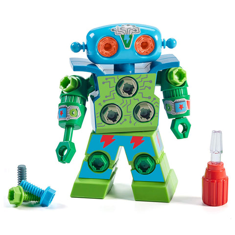 Educational Insights Design and Drill Robot