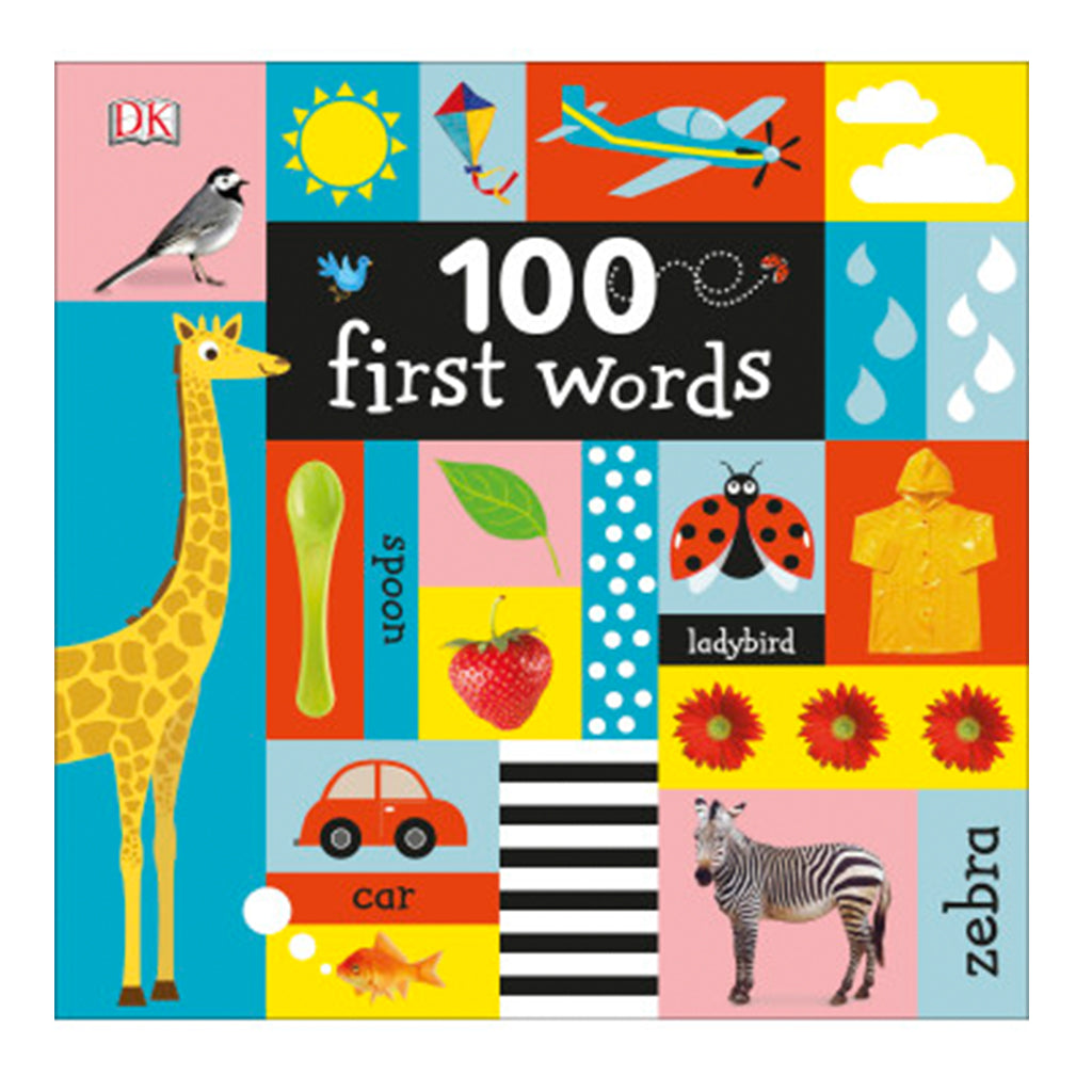 DK Books - 100 First Words