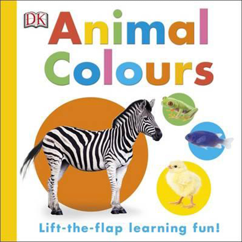 DK Books - Animal Colours