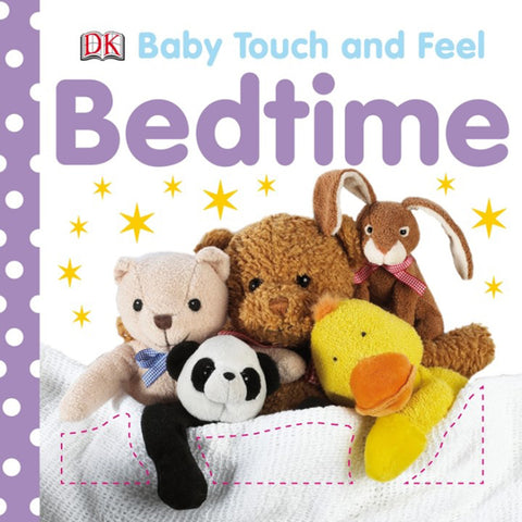 DK Books - Baby Touch and Feel Bedtime