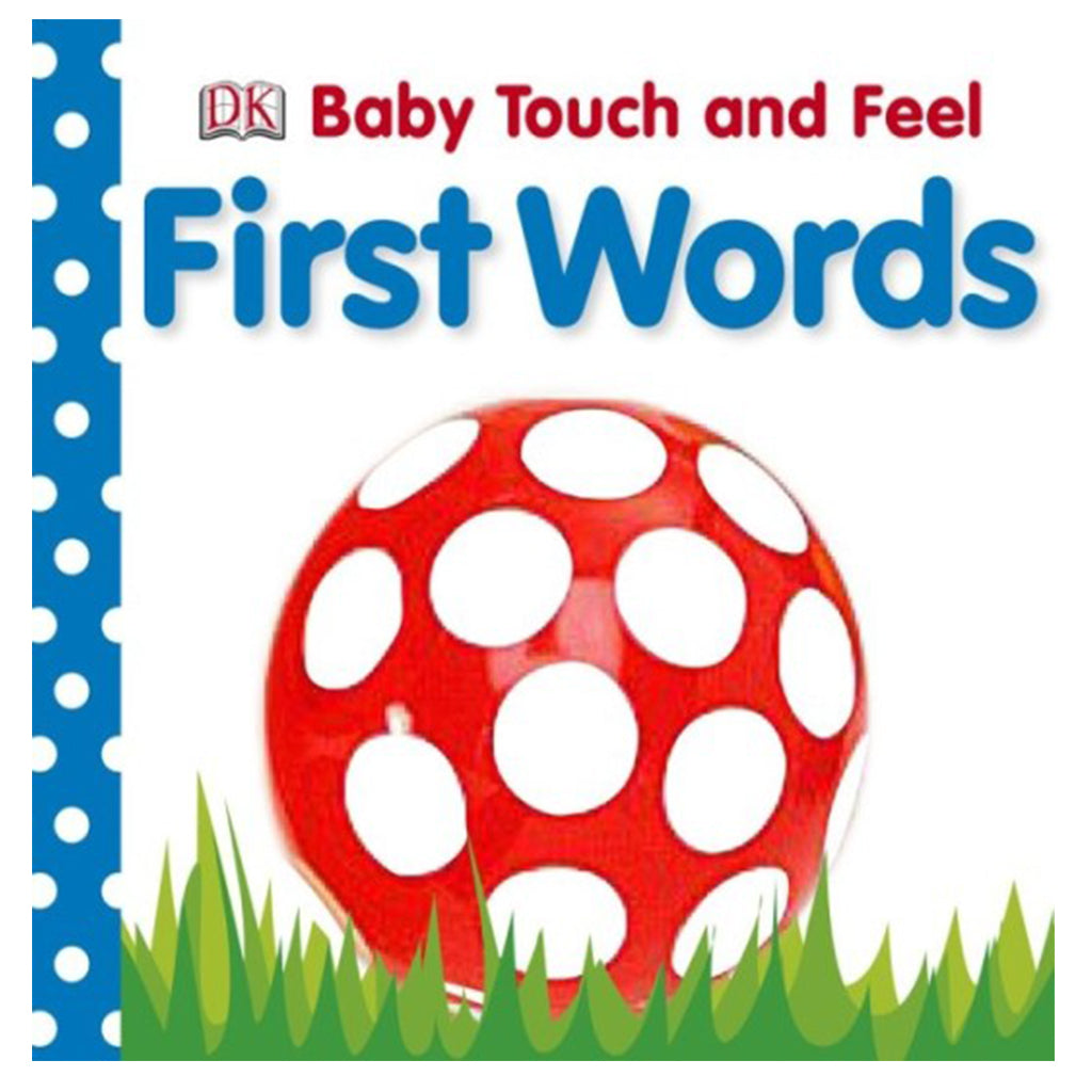 DK Books - Baby Touch and Feel: First Words