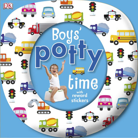 DK Books - Boys' Potty Time