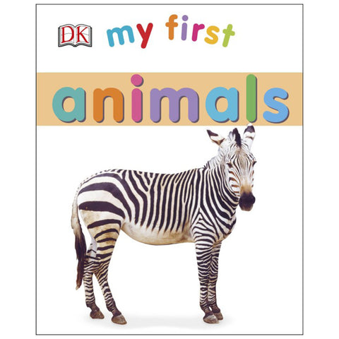 DK Books - My First Animals