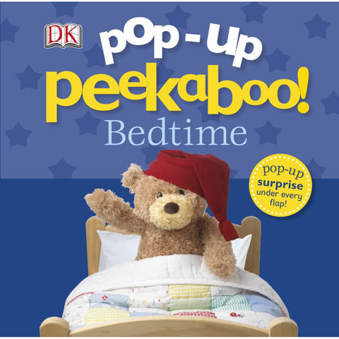 DK Books - Pop-Up Peekaboo! Bedtime
