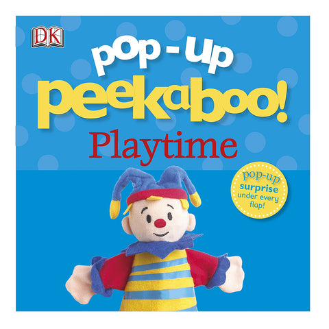 DK Books - Pop-Up Peekaboo! Playtime
