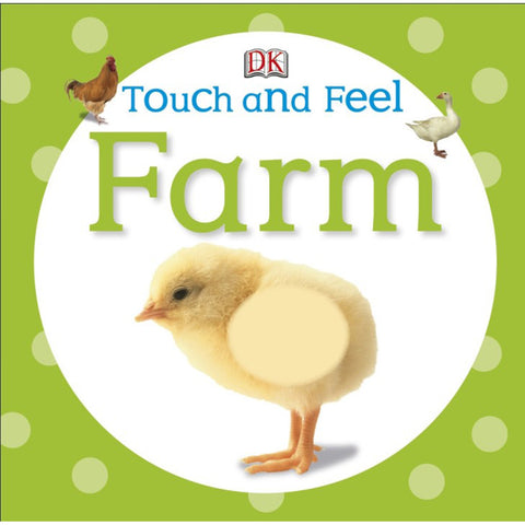 DK Books - Touch and Feel Farm